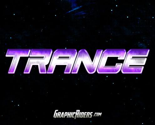 Flyer-style-trance