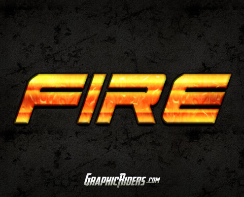 action-style-fire