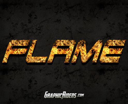 action-style-flame