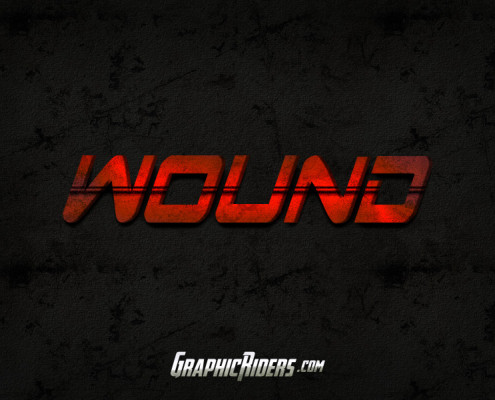 action-style-wound