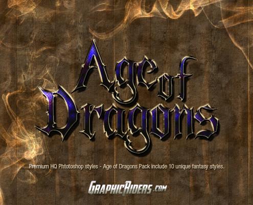fantasy dragon styles