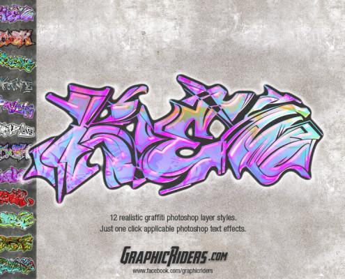 urban graffiti styles 2