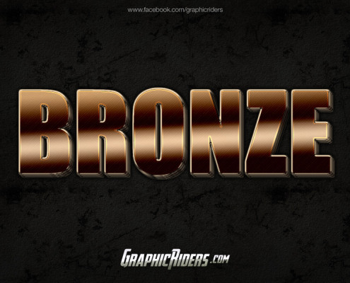 metal style bronze
