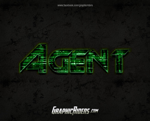 scifi style agent