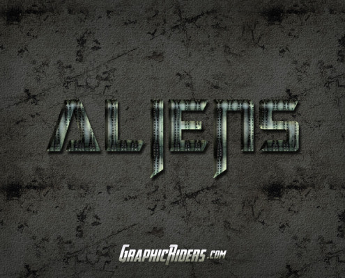 scif style aliens