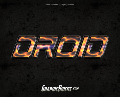 scifi style droid