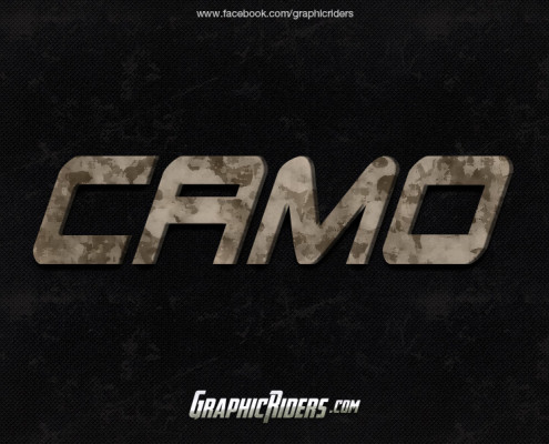 action style camuflage