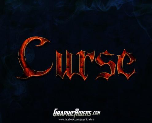 free fantasy style curse