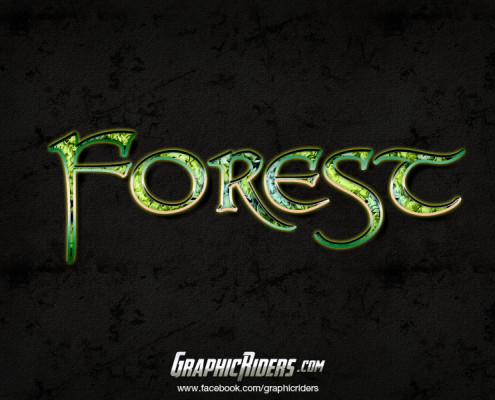 free fantasy style forest