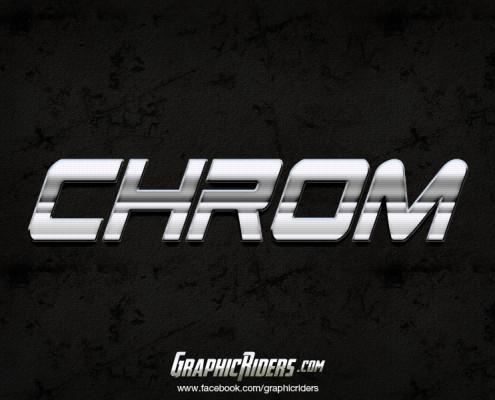 free metal style chrom