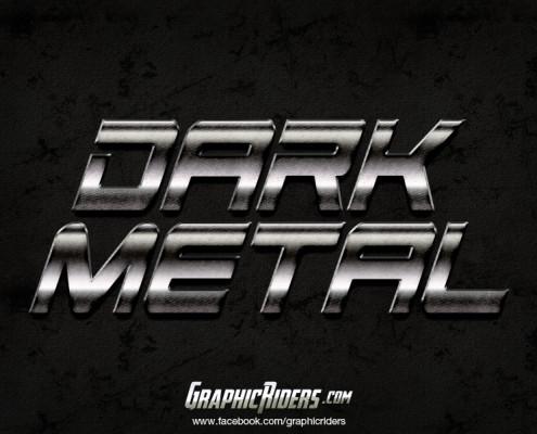 free style dark metal