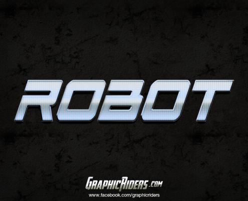 free metal style robot