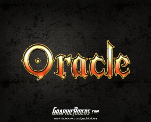 free fantasy style oracle