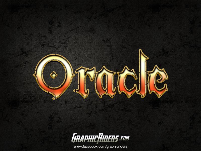 free fantasy style oracle