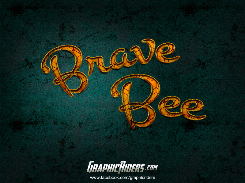 Free fantasy style Brave Bee