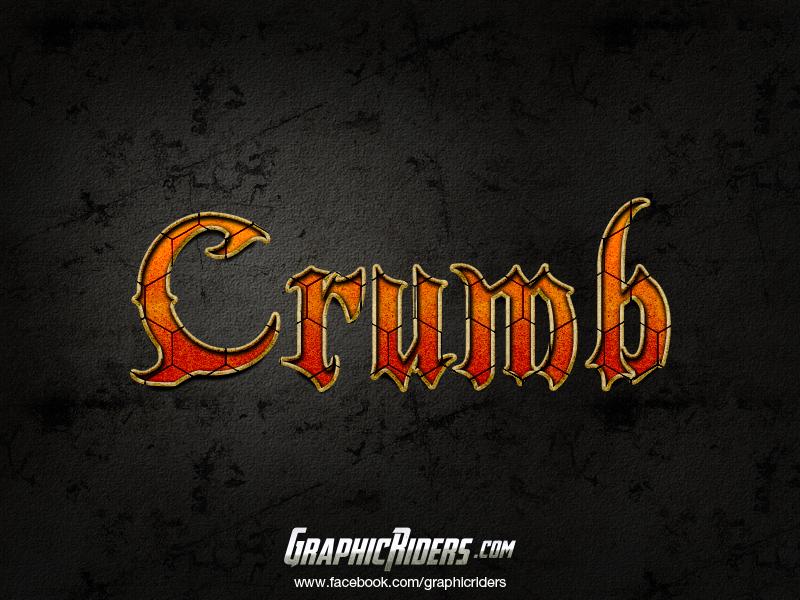 free fantasy style crumb