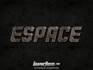 free metal style espace