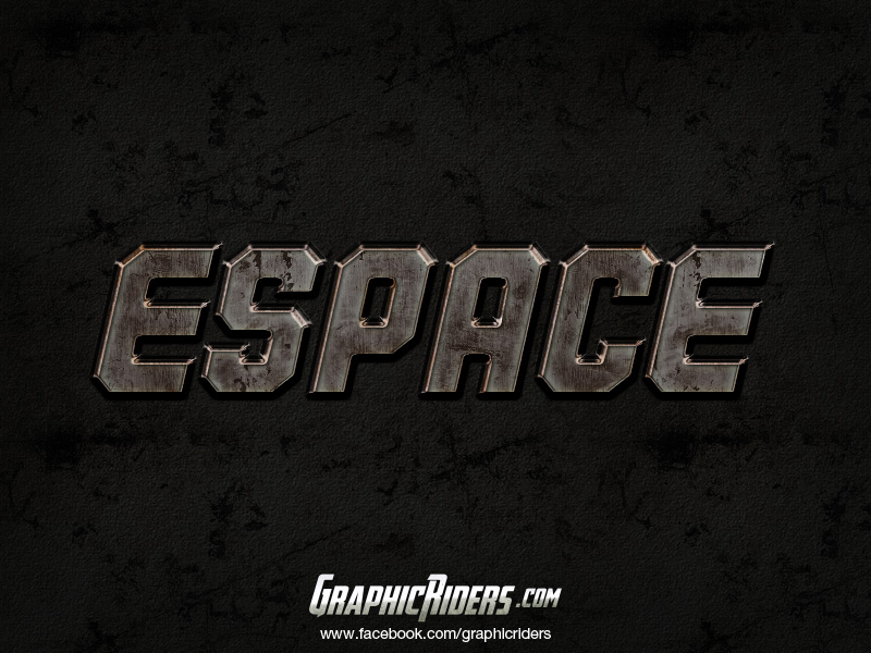 free metal style espace
