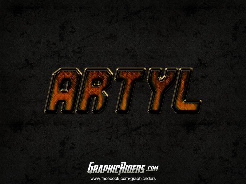 free scifi style artyl