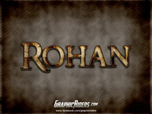 free fantasy style rohan