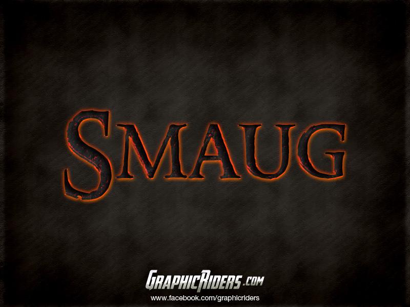 free fantasy style smaug