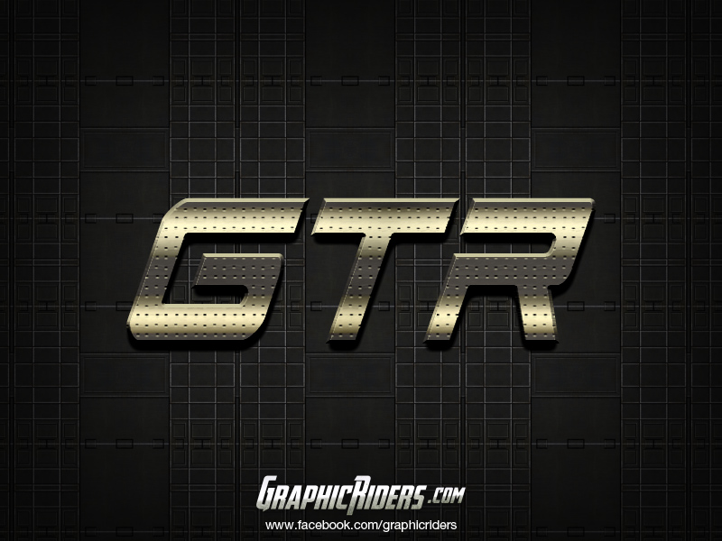 free metal style gtr