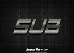 free action style sub