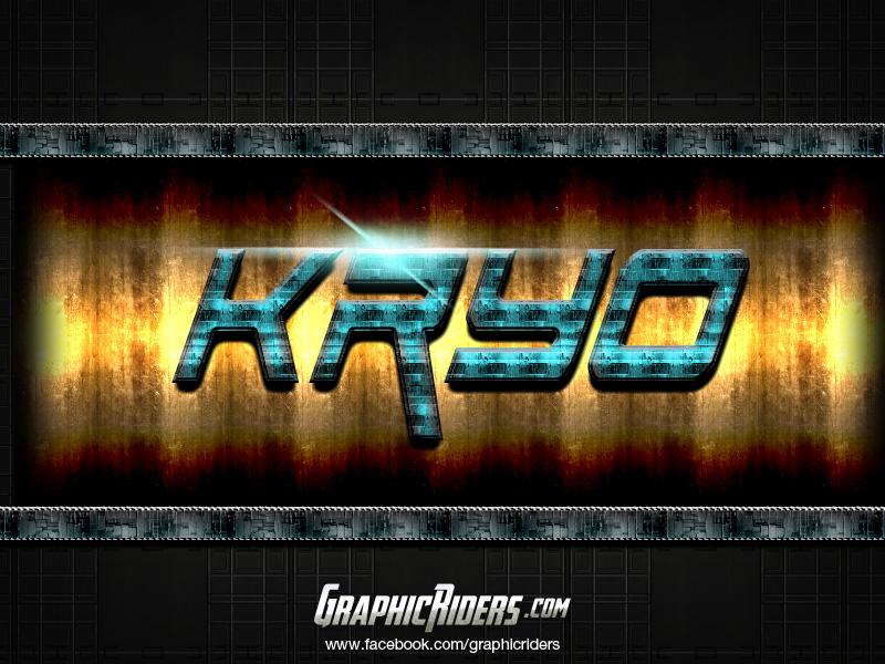 free scifi style kryo